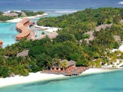 Отель Sheraton Maldives Full Moon Resort & Spa 5*