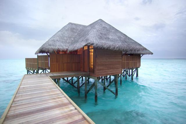 Hilton Maldives & Spa Rangali 5