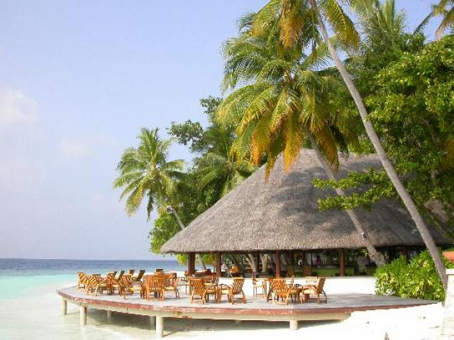 Отель Angsana Resort & Spa Maldives 5*
