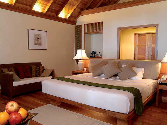 Отель Baros Maldives 5*