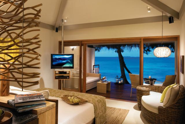 Отель Vivanta by Taj – Coral Reef, Maldives 5*