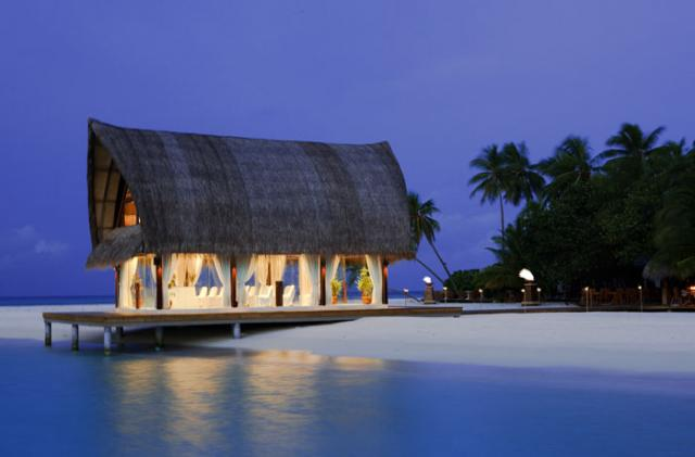 Отель Angsana Resort and Spa, Velavaru 5*