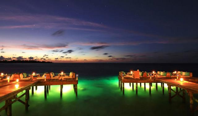 Отель Six Senses Laamu 5*