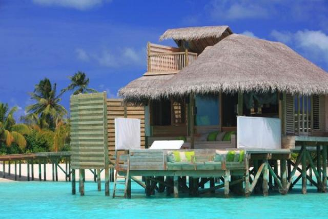 Курорт Six Senses Laamu